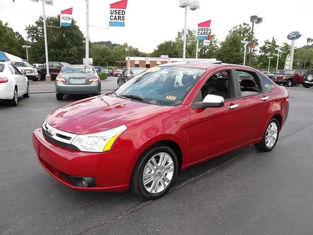 Cars For Sale In Wv: 2010 Ford Focus SEL Car For Sale In