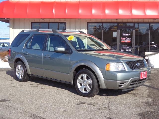 ford freestyle sel 4dr wagon awd 2007 for sale in windham maine classified. Black Bedroom Furniture Sets. Home Design Ideas