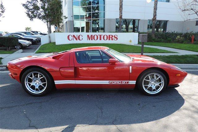 Owner Ford Gt Only  Miles Collector Grade Car Stripe Macintosh Stereo Upgraded Optional Oem Wheels Books Car Cover  Keys And Original Msrp From