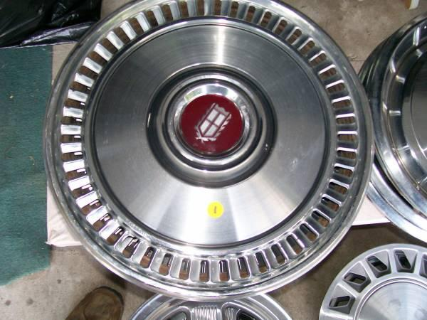 FORD HUBCAPS AND WHEEL COVERS - $1