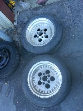 FORD/MOPAR Centerline Champ 500 Wheels for Sale in ...
