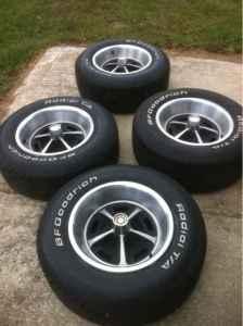 ford mopar magnum  wheels bloomington   sale  bloomington indiana classified