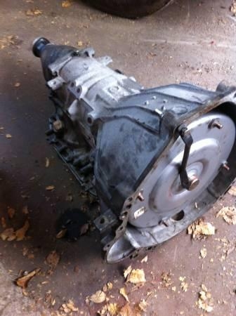ford mustang aode automatic transmission rebuilt 800 00