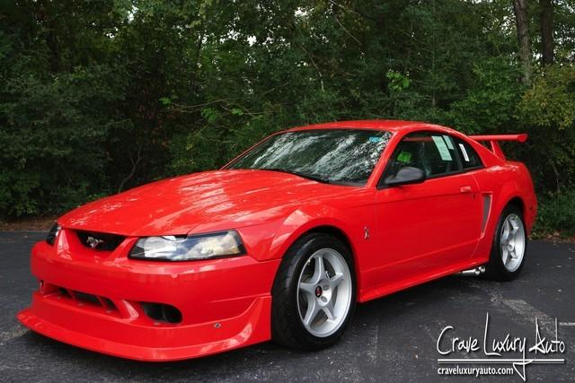 ford mustang cobra r 135 of 300 84 original miles v8 crave luxury auto for sale in the. Black Bedroom Furniture Sets. Home Design Ideas