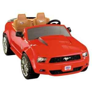 Ford Mustang Electric Power Wheels Car - $150 Madison Heights , VA