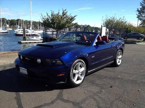 ford mustang gt convertible 2007 white black mint loaded fast for sale in east northport. Black Bedroom Furniture Sets. Home Design Ideas