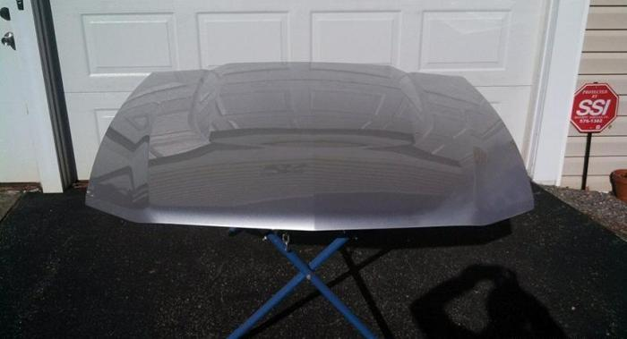 Ford Mustang GT Hood