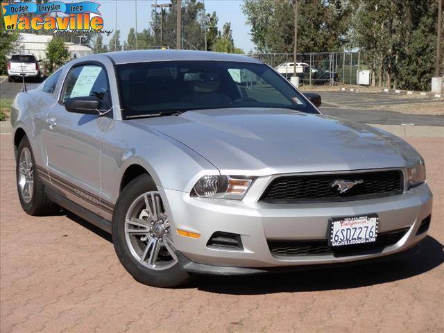 FORD Mustang V6 2dr Coupe 2012