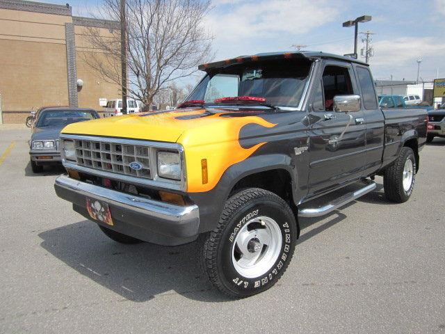 1987 Ford Ranger Car For Sale In