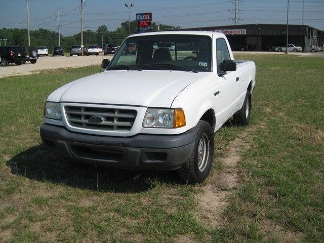 Ford Ranger 2003 2003 Ford Ranger Car For Sale In