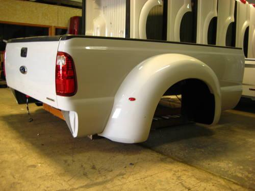 ford super duty f350 dually 8 39 bed oem oxford white fits 1999 2012 for sale in defiance ohio. Black Bedroom Furniture Sets. Home Design Ideas
