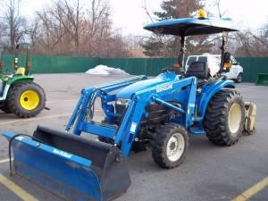Used Tires Flint Mi >> Ford TC29D Compact Tractor - (Mason) for Sale in Lansing, Michigan Classified | AmericanListed.com