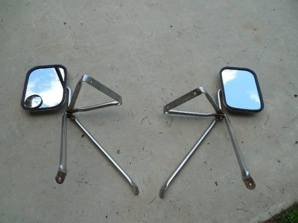 Ford Truck Towing Mirrors For Sale In West Asheville