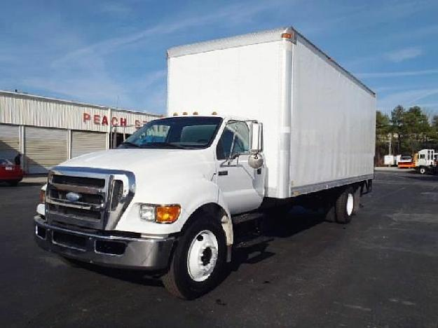 Used Ford F650 For Sale FORD F650 STRAIGHT - BOX TRUCK FOR SALE for Sale in Nahunta, Georgia ...
