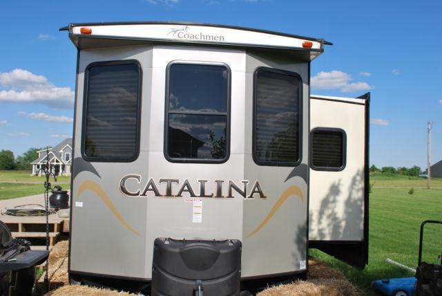Catalina Trailer Park >> Forest River Coachmen Catalina 40 Ft Park Model 2015 For