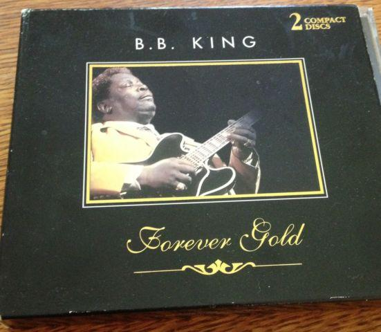 Forever Gold, B. B. King, 2 CD set, 1999