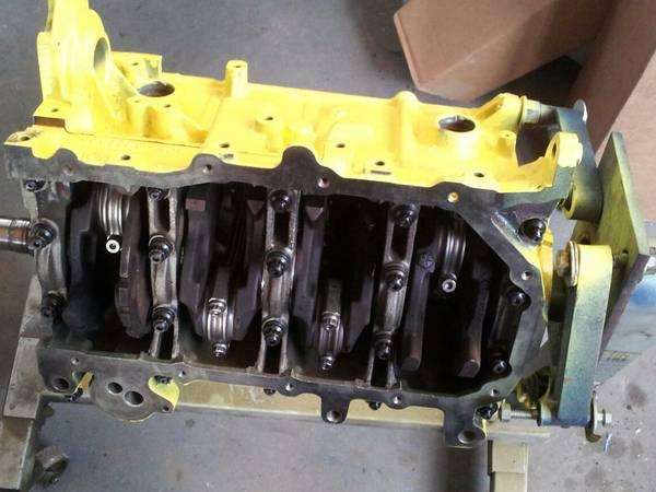 forged 420A Bottom end and other parts - $1500