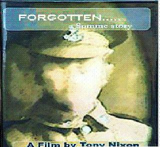 forgotten A Somme story DVD
