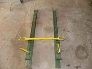 FORKS FOR TRACTOR - $275 (FLOYD)
