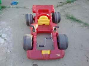 formula fun racer pedal car - $60 (north highlands,ca)