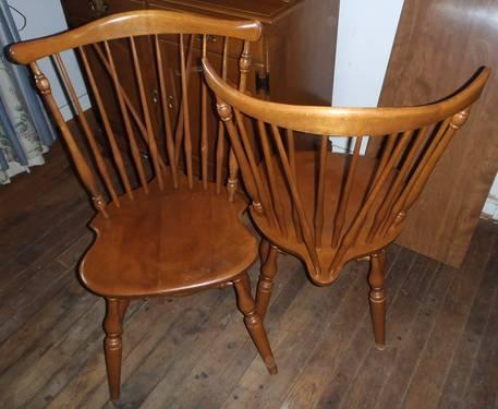 Enjoyable Four Ethan Allen Dining Room Chairs For Sale In Cincinnati Unemploymentrelief Wooden Chair Designs For Living Room Unemploymentrelieforg