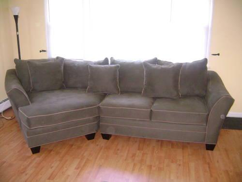 Four piece sectional sofa for Sale in Bridgeport ...