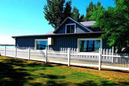 Four Seasons Sprague Lake RV and Fishing Resort