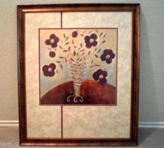 Framed Art Beautiful For Sale In Pflugerville Texas Classified