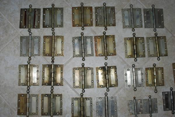 Frank LLoyd Wright Style Door Hinges & Frank LLoyd Wright Style Door Hinges for Sale in Spring Green ...
