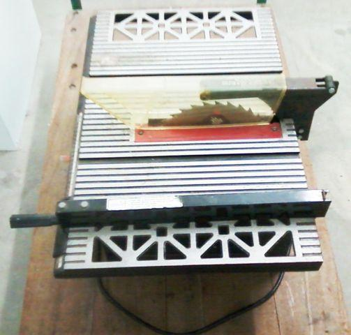 Franklin Foundry 10 Quot Table Saw Rt 70 Brick Nj For