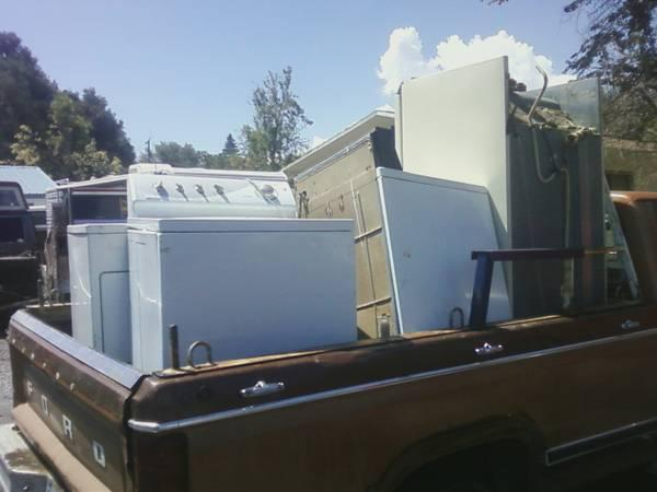Free Appliance Removal For Sale In Klamath Falls Oregon