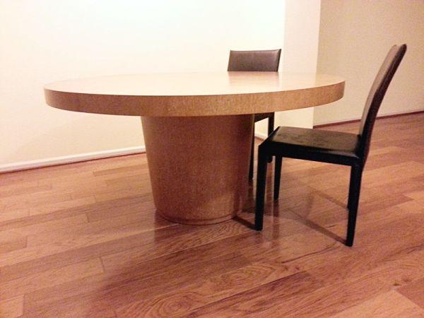 Wonderful FREE Crate U0026 Barrel Orion Round Dining Table 60