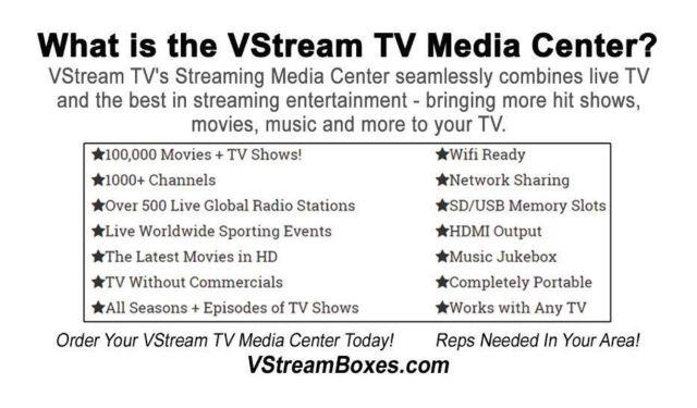 Free Movies! Free TV! Live Sports! TV Streaming Box