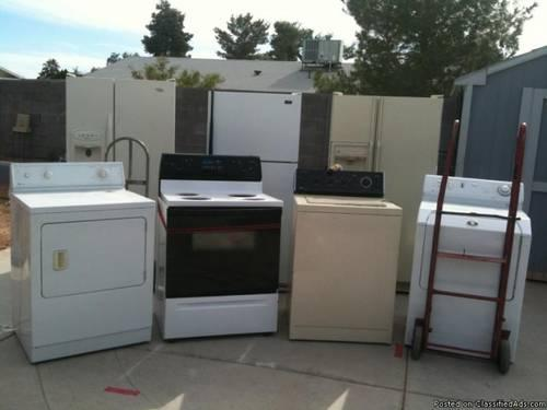 Free Old Appliance Haul Away Amp Disposal For Durant