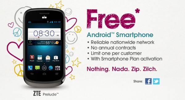FREE Phone With New Activation At Cricket wireless - for Sale in