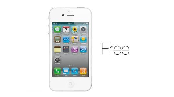 FREE Verizon IPhone 4 ...