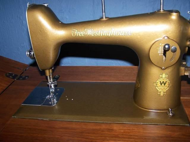 FreeWestinghouse TypeE Sewing Machine With Table Antique For Stunning Free Westinghouse Sewing Machine Value