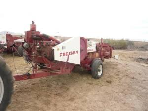 Freeman 370 Balers Imperial Ca For Sale In Imperial