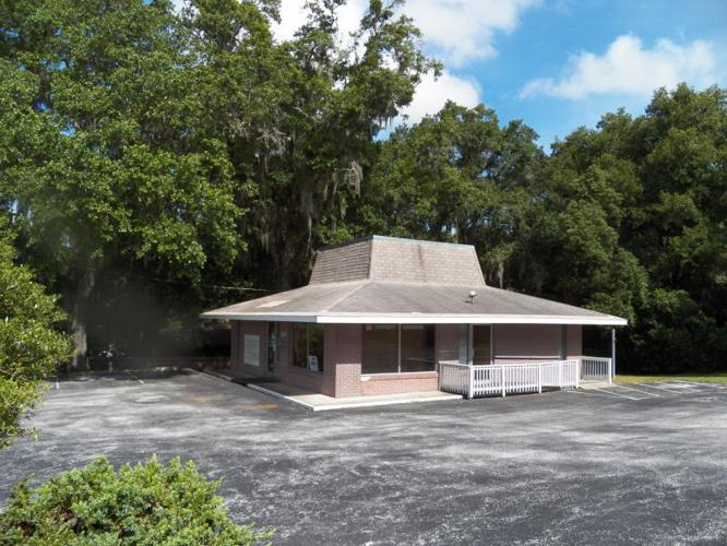 Freestanding professional office building for sale in for Sheds brooksville fl