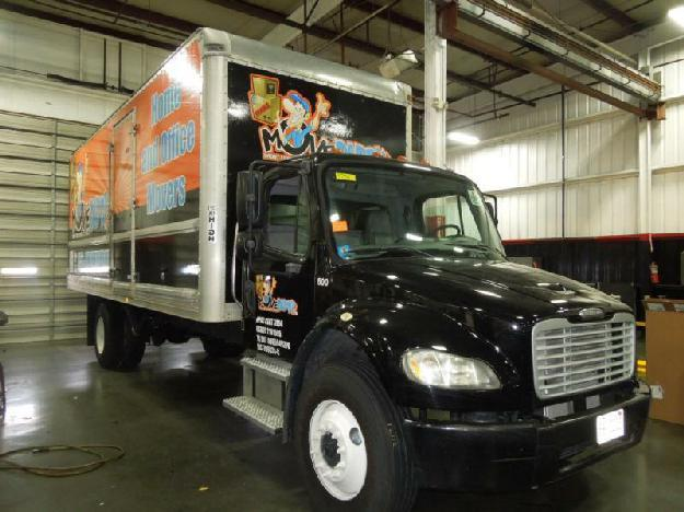 Freightliner business class m2 106 straight - box truck for