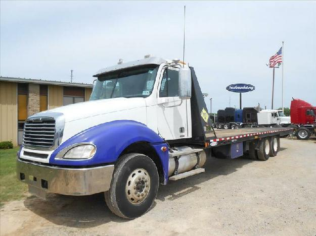 Freightliner mini hydratail rollback truck for sale