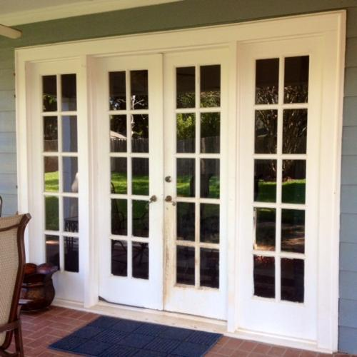 French Doors With Side Windows