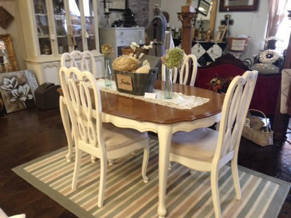 French Provincial Dining Table   $650