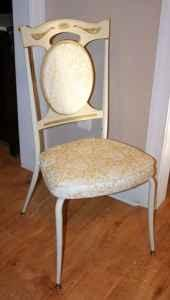 French Provincial Side Chair Daystrom Excellent Condition