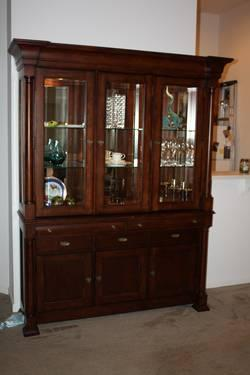French Provincial China Cabinet Classifieds   Buy U0026 Sell French Provincial  China Cabinet Across The USA   AmericanListed