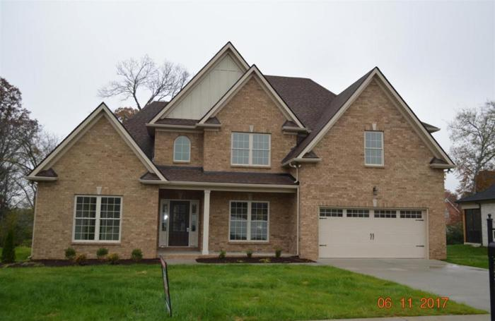 Fresh Construction Spacious 4br For Sale In Murfreesboro