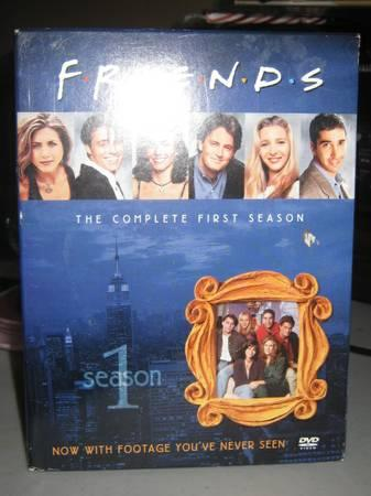 Friends Season 1 - $5