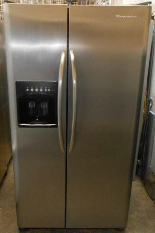Frigidaire 23 Cubic Foot Side By Side Counter Depth