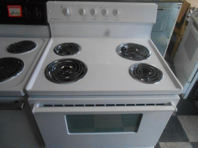 Frigidaire 30 Inch Electric Free Standing Range Coil
