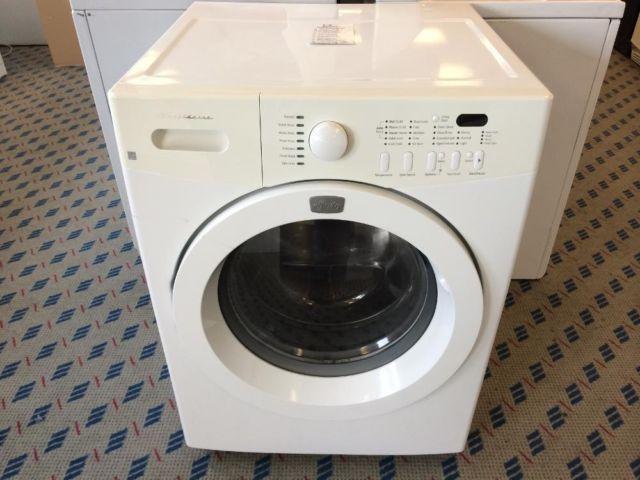 Frigidaire Affinity Front Load Washer Washing Machine